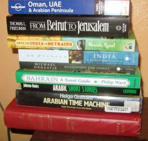 Books to prepare for a trip I will take this fall or winter