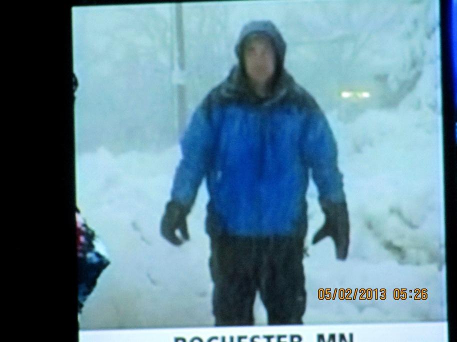 The Weatherman. May 2. MINNESOTA