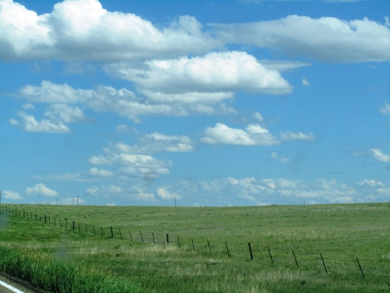 Now into the Great Plains of Eastern Montana.