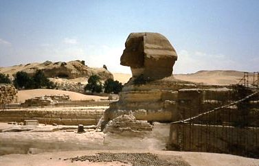 EGYPT the sphinx 1989