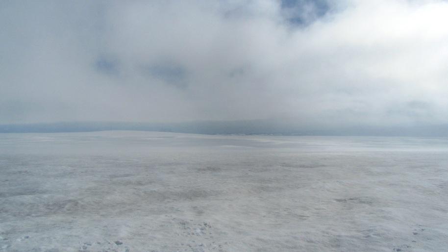 More glacier.