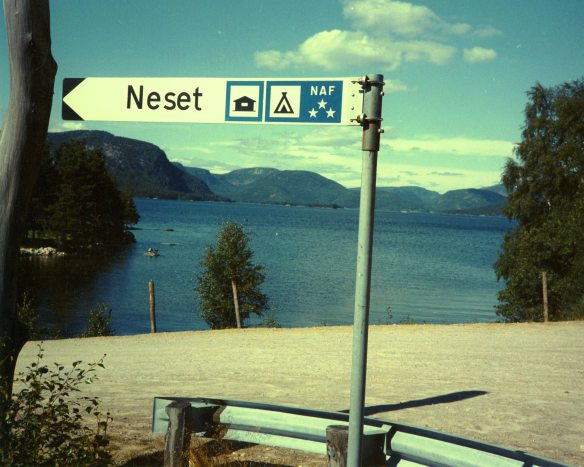 Of course I'm interested in Scandinavia. Here's NESET in Norway.