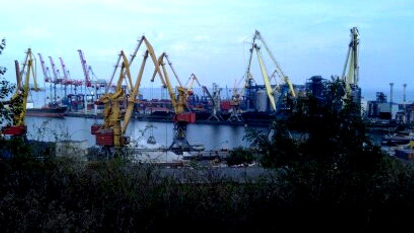 Odessa shipyards