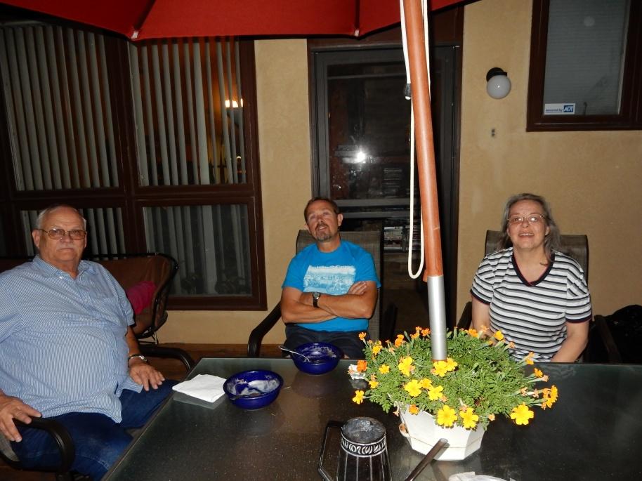 Robert, Steven, Michele
