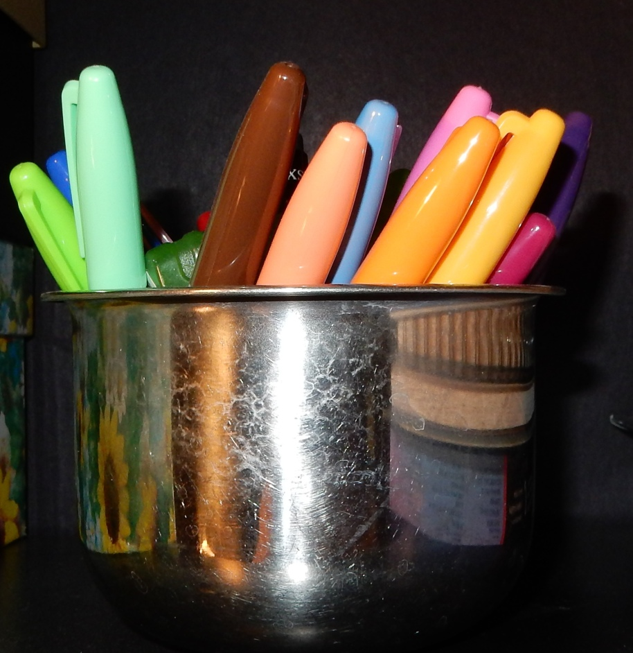 A few of my favorite pens.