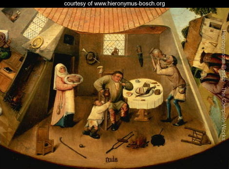 Hieronymus Bosch and GREED